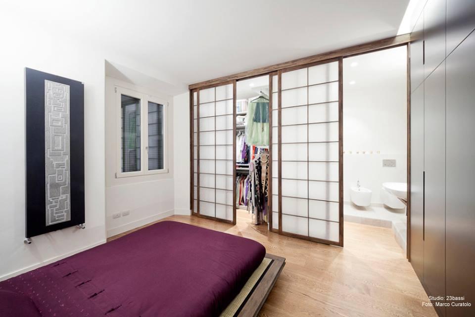 Ristrutturazione di un appartamento di 65 mq for Appartamento design per la casa