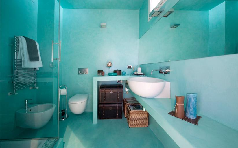 Rivestimenti per il bagno quali scegliere - Resina per bagno ...