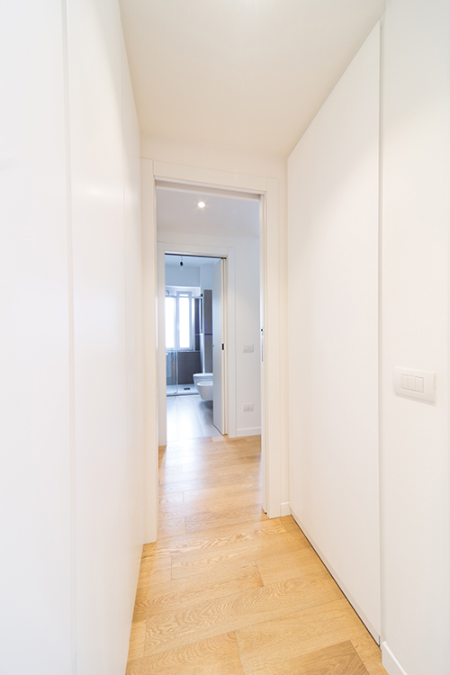 Ecco come sfruttare gli spazi della casa inutilizzati for Lavatrice low cost